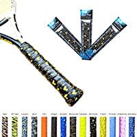 Tennis Racquet Grips and Tape