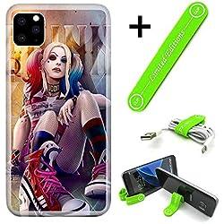 51cECadHW9L._AC_UL250_SR250,250_ Harley Quinn Phone Cases iPhone 11
