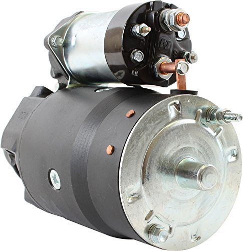 1959-1980 with Manual Transmission 1107289,1107342 Db Electrical SDR0110 Starter For Buick Chevrolet Camaro Monte Carlo 350 400 454 Gmc 1107388 1107365