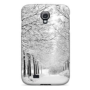Mialisabblake Galaxy S4 Hybrid Tpu Case Cover Silicon Bumper Arvores Congeladas by Maris's Diary