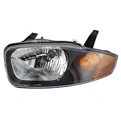 Drivers Headlight Headlamp Replacement for Chevrolet 22707274