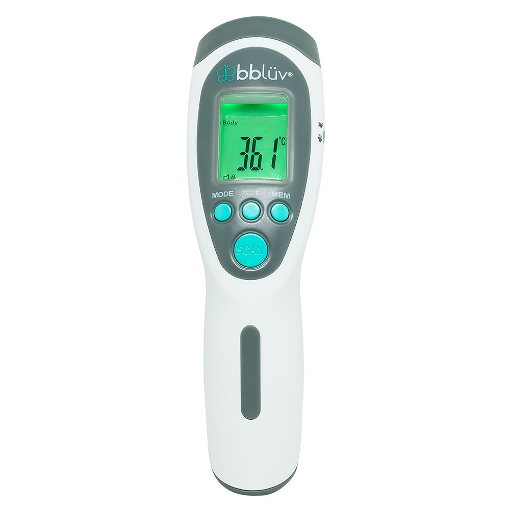 bblüv - Termö - 4 in 1 Infrared Digital Thermometer B0143