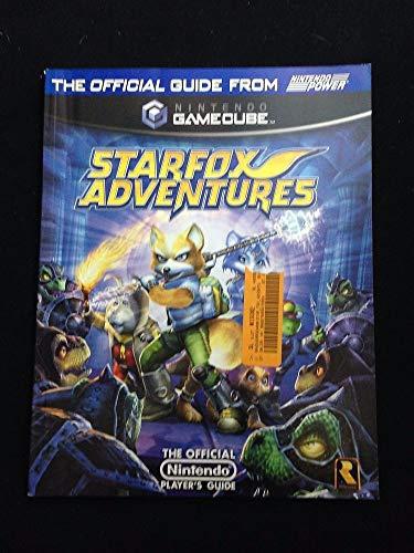 Starfox Adventures Official Nintendo Game Guide