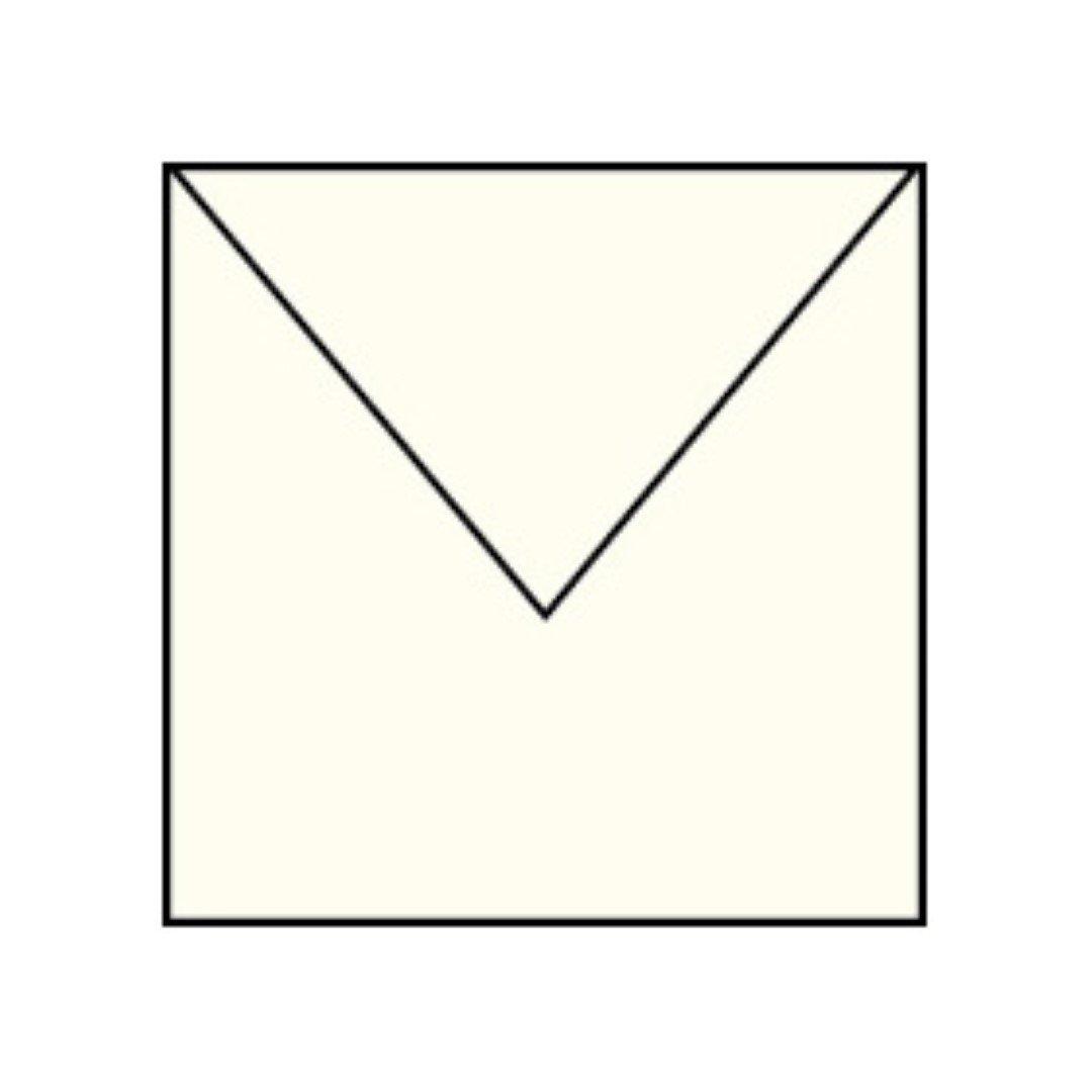 Rössler Papier - - - - Paperado-Briefumschlag 164x164 m. Sf, Ivory B07CX5FRYP   Auktion  3e5742