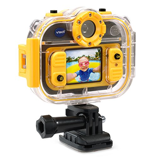 Best Gifts for 5 Year Old Boys VTech Kidizoom Action Cam 180