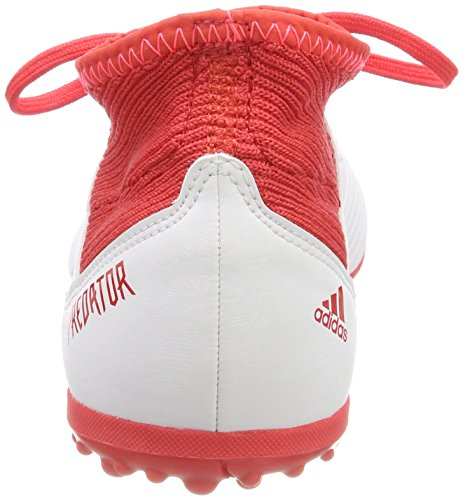 Negbas Unisex de Predator Botas Correa 000 Blanco Adulto fútbol adidas 3 18 J Ftwbla Tango TF OS0z0nCf