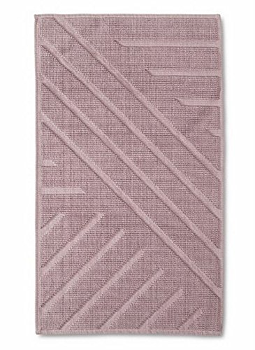 Price Tracking For Nate Berkus Bath Mat Rug Rose Marble Cotton Accent Mat 20x34 5854894 Price