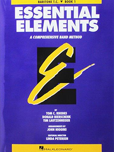 Essential Elements, Book 1 - Baritone T.C.