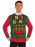 Fruit Cake Christmas Ugly Sweater