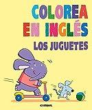 Colorea en inglés: Los juguetes