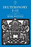 Deuteronomy 1-11 (The Anchor Yale Bible Commentaries), Moshe Weinfeld, Prof. David R. Seely, 0300139438