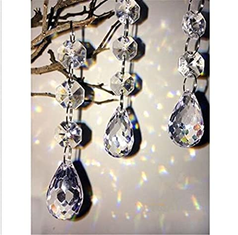 30pcs ^^^ Christmas Drops Ornaments Festival Party Xmas Tree Hanging Decorations
