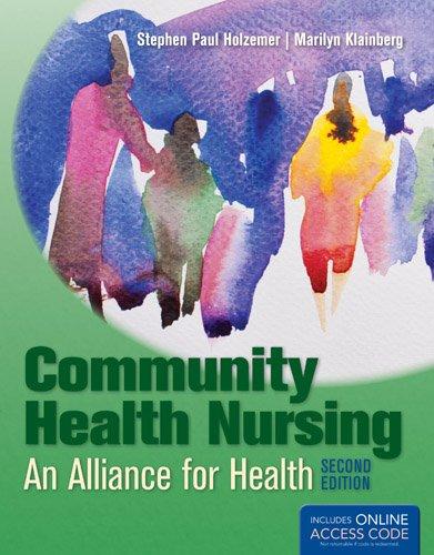 community health nursing a canadian perspective pdf