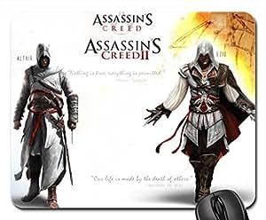 Assassin Legend's Mouse Pad, Mousepad (10.2 x 8.3 x 0.12 inches)