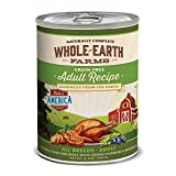Merrick Whole Earth Farms – Adult – 12 X 12.7 Oz