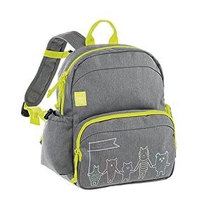 : Lassig Kids Medium Little Monsters Backpack