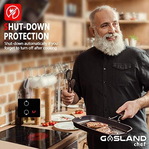 Amazon.com: Cocina eléctrica, GASLAND Chef Integrado Coil ...