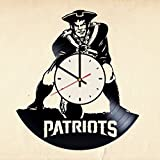 New England Patriots football decor vinyl record wall Review and Comparison