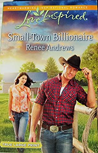 book cover of Small-Town Billionaire