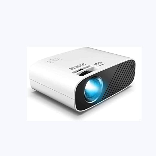 Ai LIFE Proyector Mini proyector de películas con Brillo 6000 Lux ...