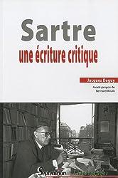 Sartre : Une écriture critique