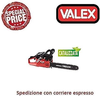 MOTOSEGA A SCOPPIO 50cc BARRA 52cm VALEX
