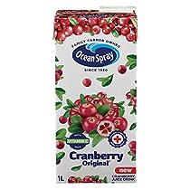 Ocean Spray Cranberry Original Jar, 2 x 1000 ml
