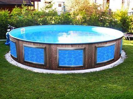 pool-design.eu Verkleidung Pool * Aufkleber Außenwand ...