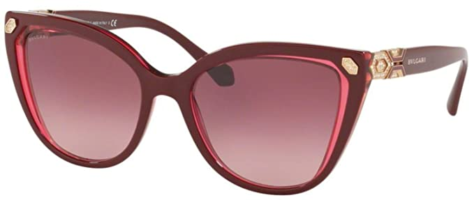 Bulgari 8212B - Gafas de sol para mujer Top Bordeaux On Tr ...