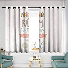 Bring and Buy Your Favorite Color Decorate For Your Room, These Beautiful Sheer Curtains will Certainly add Elegance and Romance to Your RoomQuality Workmanship:100 percent imported durable polyester linen textured semi sheer fabricHigh quali...