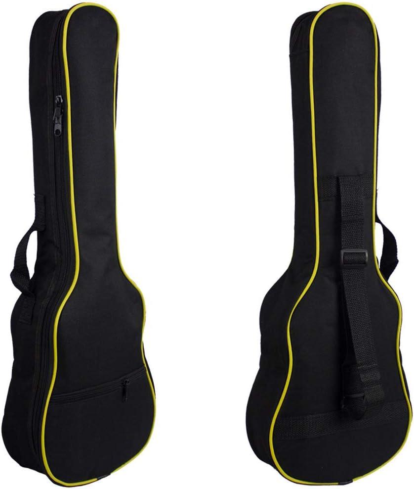 Mochila para ukelele de guitarra acústica pequeña de 76,2 a 78,7 cm