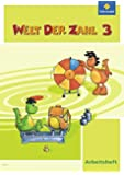 Welt der Zahl - Ausgabe 2010 für Hessen, Rheinland-Pfalz und Saarland: Arbeitsheft 3