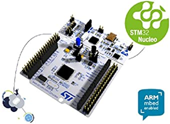 STM32 by ST NUCLEO-L152RE STM32 Nucleo-64 development board with STM32L152RE MCU, supports Arduino and ST morpho connectivity