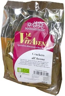 Avena galletas 200 g BIO: Amazon.es: Alimentación y bebidas