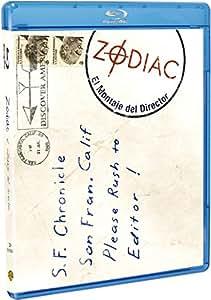 Zodiac (El Montaje Del Director) [Blu-ray]