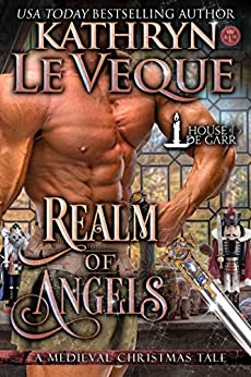 Realm of Angels (Noble Line of de Nerra Book 2) by [Le Veque, Kathryn]