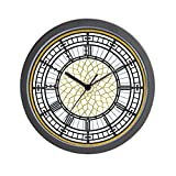 CafePress – Big Ben – Unique Decorative 10″ Wall Clock