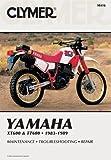 Yamaha XT600 & TT60 83-89 (Clymer Manuals: Motorcycle Repair)