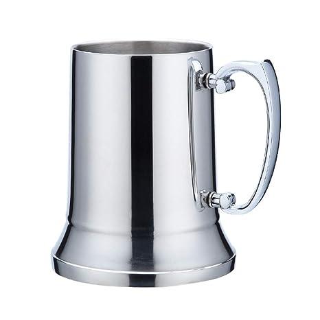 Amazon.com: BAIVIN Taza de cerveza en forma de barril, de ...