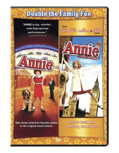 Annie (Carol Burnett, Alber Finney)/Annie: A Royal Adventure by Sony Pictures Home Entertainment