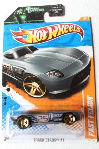 Hot Wheels 2011 '' FAST FELION RACING CAR