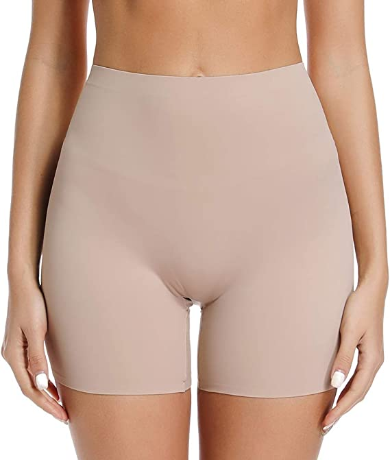 Women Boxers Slip Shorts Anti-Chafing Knicker Soft Underwear Panties Shapewear