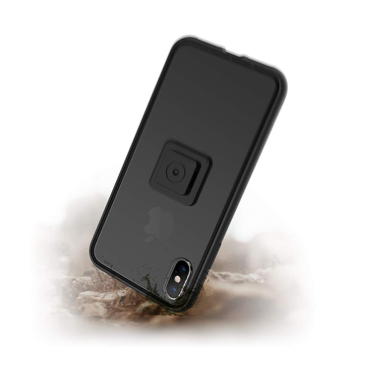 """con 2 Ajustables Running Armband y una Caja del tel/éfono a Prueba de ca/ídas Premium Protectora iPhone XS MAX 6,5/"""" Wigoo Brazalete Deportivo para iPhone XS MAX"""