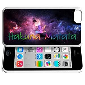 Africa Ancient Proverb Color Accelerating Universe Star Design Pattern HD Durable Hard Plastic Case Cover for iPhone 6 4.7