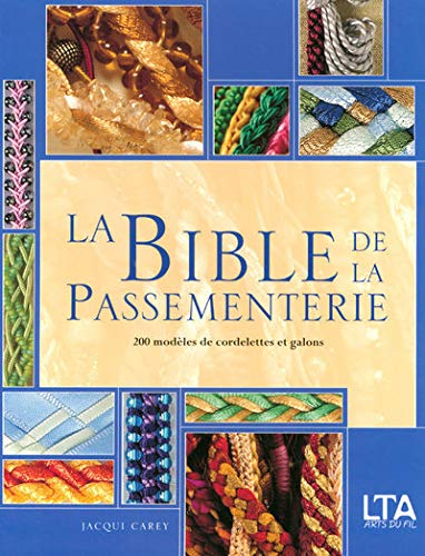 La Bible De La Passementerie French Edition Carey Jacqui Chen Kuo Kang Wilkins Philip Adamson Karl Nicolas Helene 9782299000336 Amazon Com Books