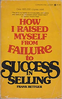 Book How I Raised Myself from Failure to Success in Selling