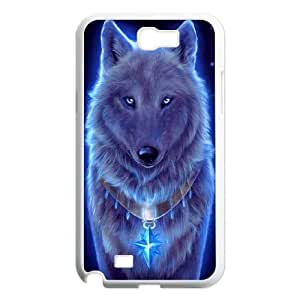 Designed Samsung Galaxy Note 2 N7100 With Porwerful face of animals phone cases
