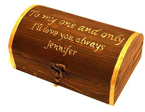 Bester Mann Geschenk, Für Ihn, Trauzeugen Geschenkkarton , Amulett Kasten  Uhr,