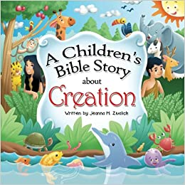 Book A Children's Bible Story about Creation