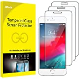 JETech 3-Pack Screen Protector for Apple iPhone 8 Plus, iPhone 7 Plus, iPhone 6s Plus and iPhone 6 Plus, Tempered Glass Film, 5.5-Inch